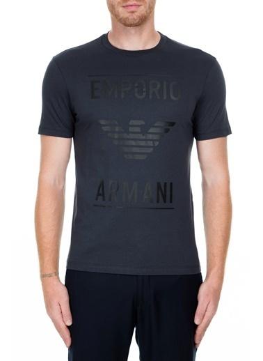 Emporio Armani Tişört Lacivert